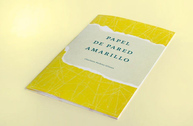 PAPEL DE PARED AMARILLO